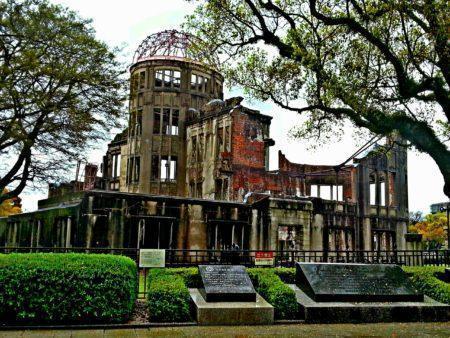 11. april 2017: Hiroshima, Yamaguchi og Shimonoseki