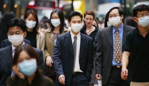 Hvorfor går japanere med mundbind?