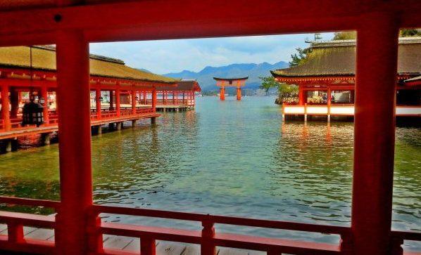 Itsukushima-helligdommen