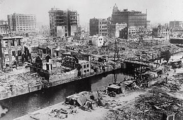 Kanto-jordskælvet i 1923