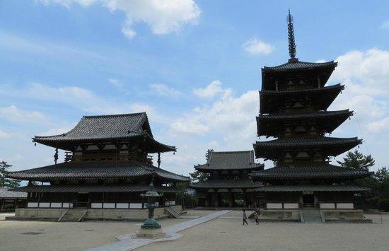 Horyuji-templet