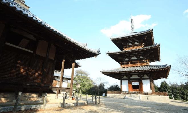 Hokkiji-templet