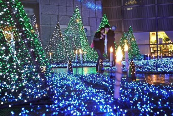 Juledag i japan