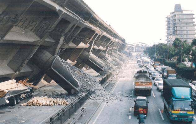 Kobe-jordskælvet i 1995