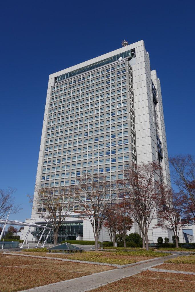 Ibaraki Prefectural Government Building