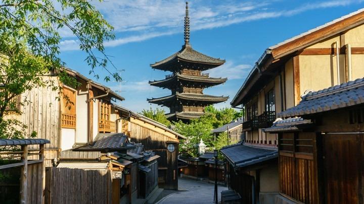 Yasaka-pagoden