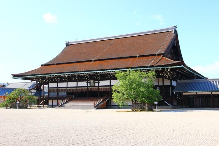 Kejserpaladset i Kyoto