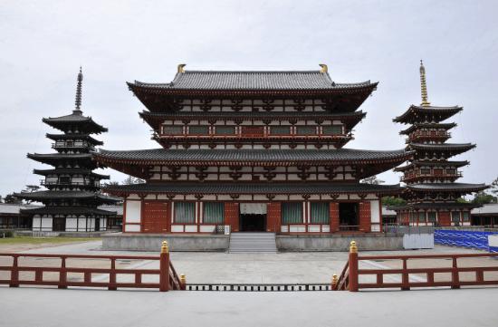 Yakushiji-templet