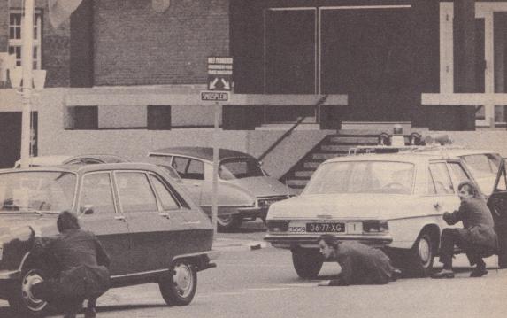 Angrebet på den franske ambassade i Haag