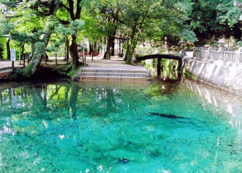 Beppu Benten-dammen