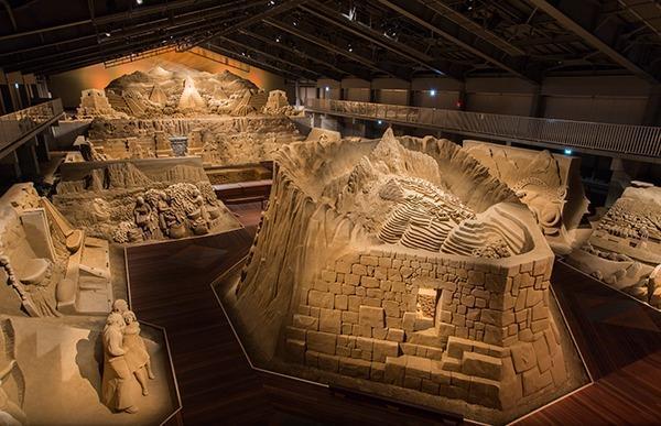 Tottori Sandmuseum