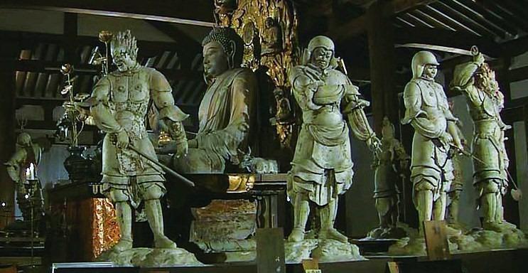 Shin-Yakushiji-templet