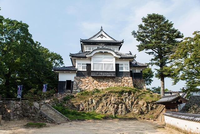 Bitchu Matsuyama-borgen