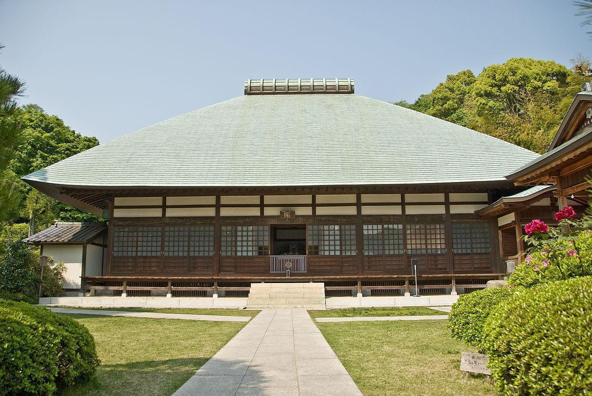 Jomyoji-templet
