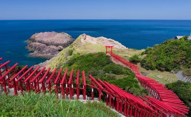 Motonosumi Inari-helligdommen