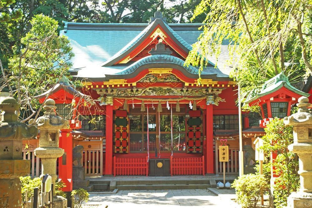 Nakatsu-Miya-helligdommen