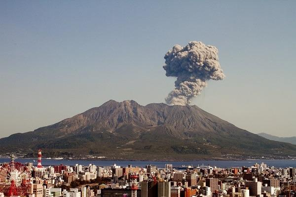 Sakurajima (1117 m.)