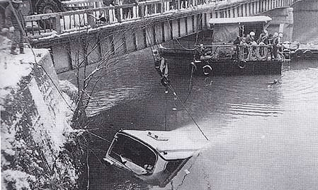 Busulykken i Sai-floden