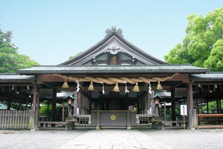 Hetsu-Miya-helligdommen