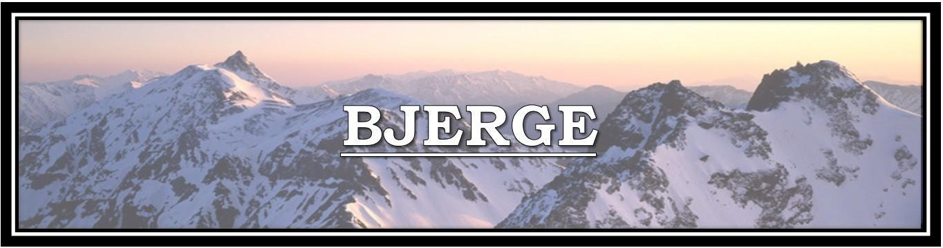 Bjerge