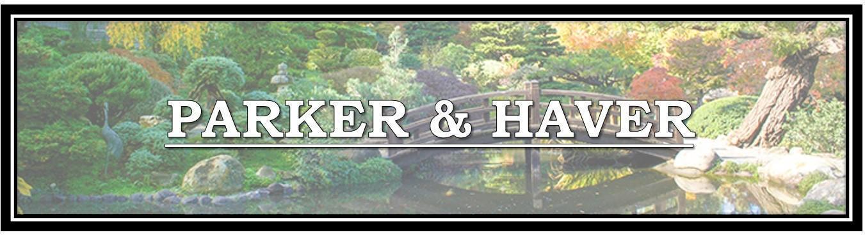 Parker og haver