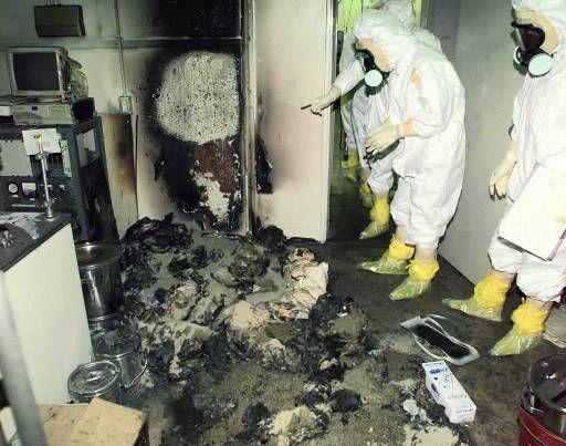 Den anden atomulykke i Tokai