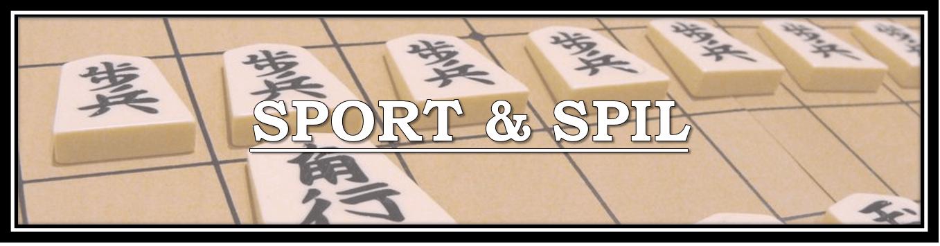 Sport og spil