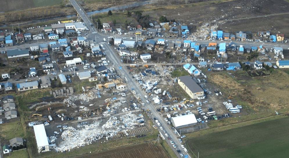 Saroma-tornadoen i 2006