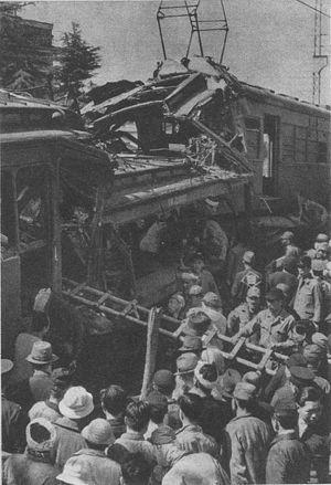 Togkollisionen på Kintetsu Nara-linjen
