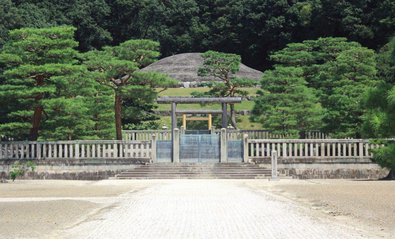 Kejser Meijis mausoleum