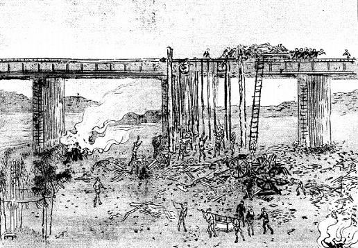 Togulykken i Hoki-floden