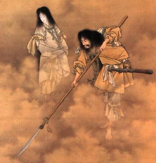 Izanagi og Izanami