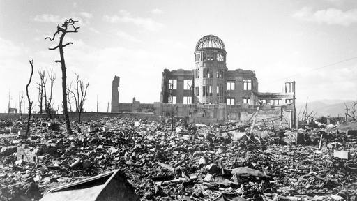 Atombomben i Hiroshima