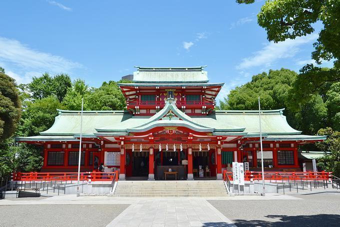 Tomioka Hachiman-helligdommen