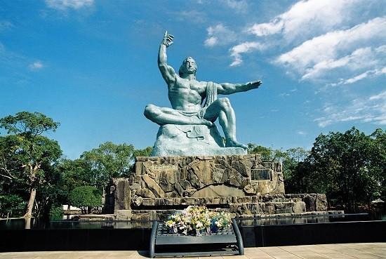 Fredsparken i Nagasaki