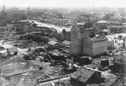 Bombetogterne i Utsunomiya