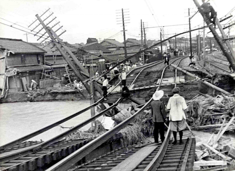 Hanshin-oversvømmelserne i 1938