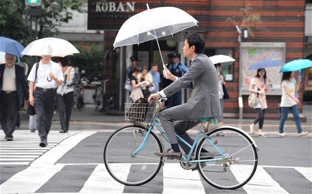 Cykling i Japan