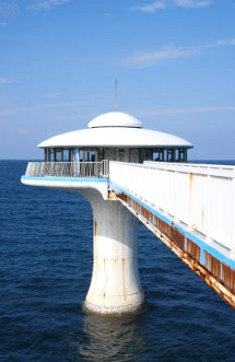 Shirahama Midsea Observation Tower