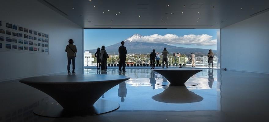 Mount Fuji World Heritage Center, Shizuoka