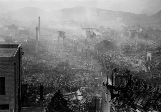 Branden i Shizuoka