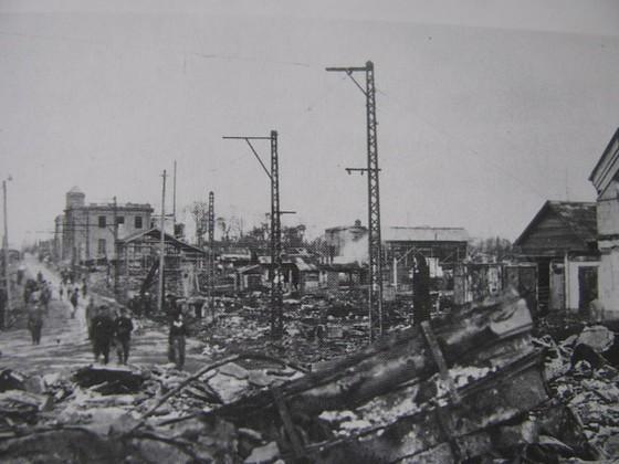 Bombetogterne i Mito