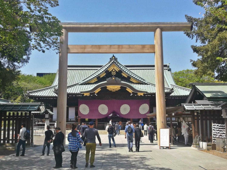 20. april 2019: Hyggedag i Tokyo
