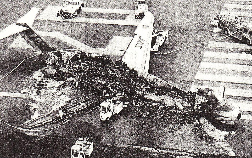 Japan Air System Flight 451