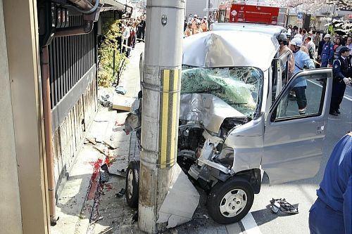 Trafikulykken i Gion