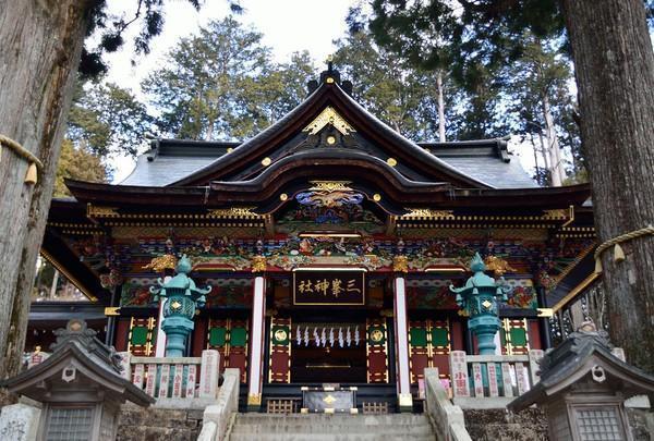 Mitsumine-helligdommen