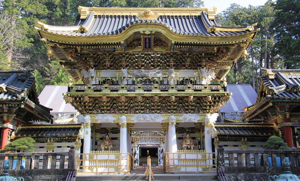 Toshogu-helligdommen