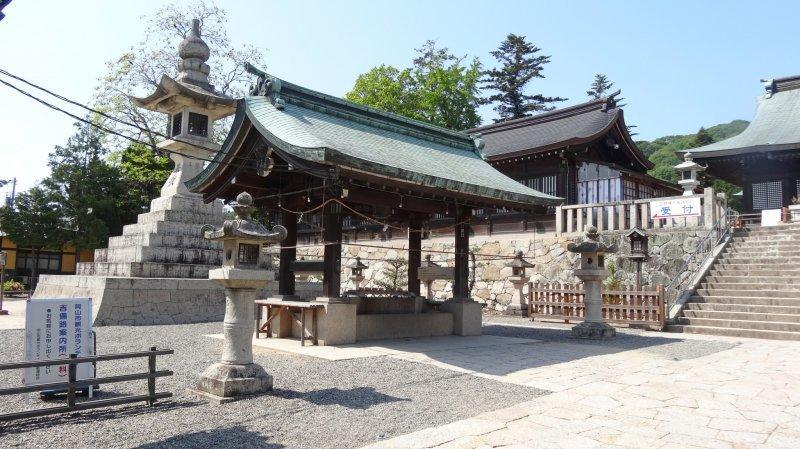 Kibitsuhiko-helligdommen