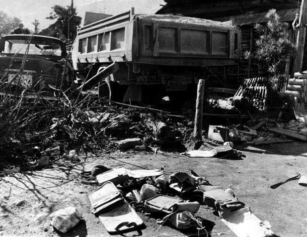 Trafikulykken i Sanage
