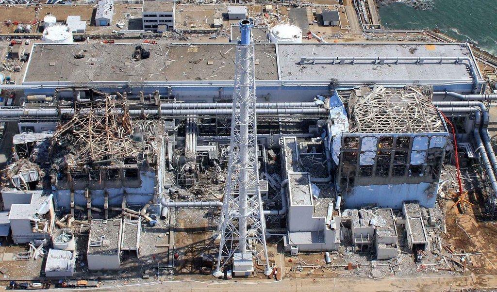 Atomulykken i Fukushima